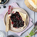 Blueberry and Lavender Jam