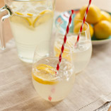 Sparkling Homemade Lemonade