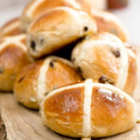 Hot Cross Buns and Mincemeat
