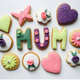 Siúcra's Mother's Day Iced Cookies