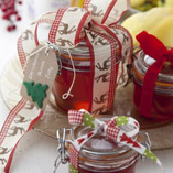 Christmas Quince Jelly