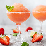 Strawberry Cinnamon Vanilla Daiquiri