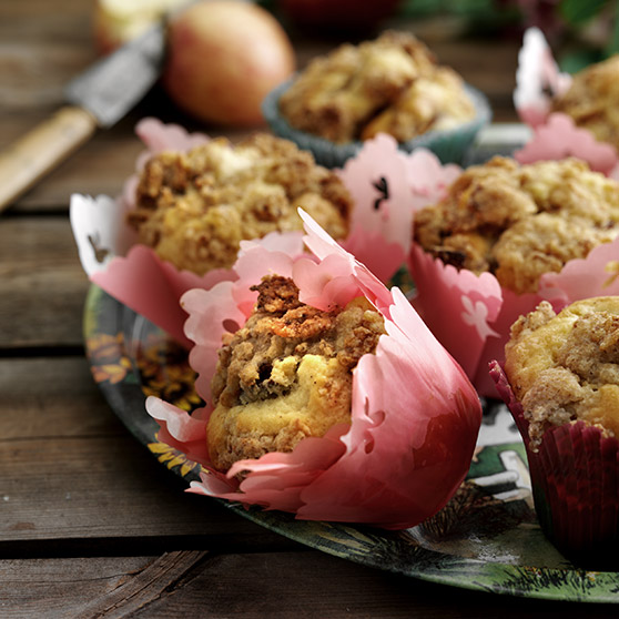 Crumble Muffins