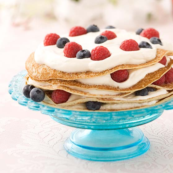 Pancake Party Gateau